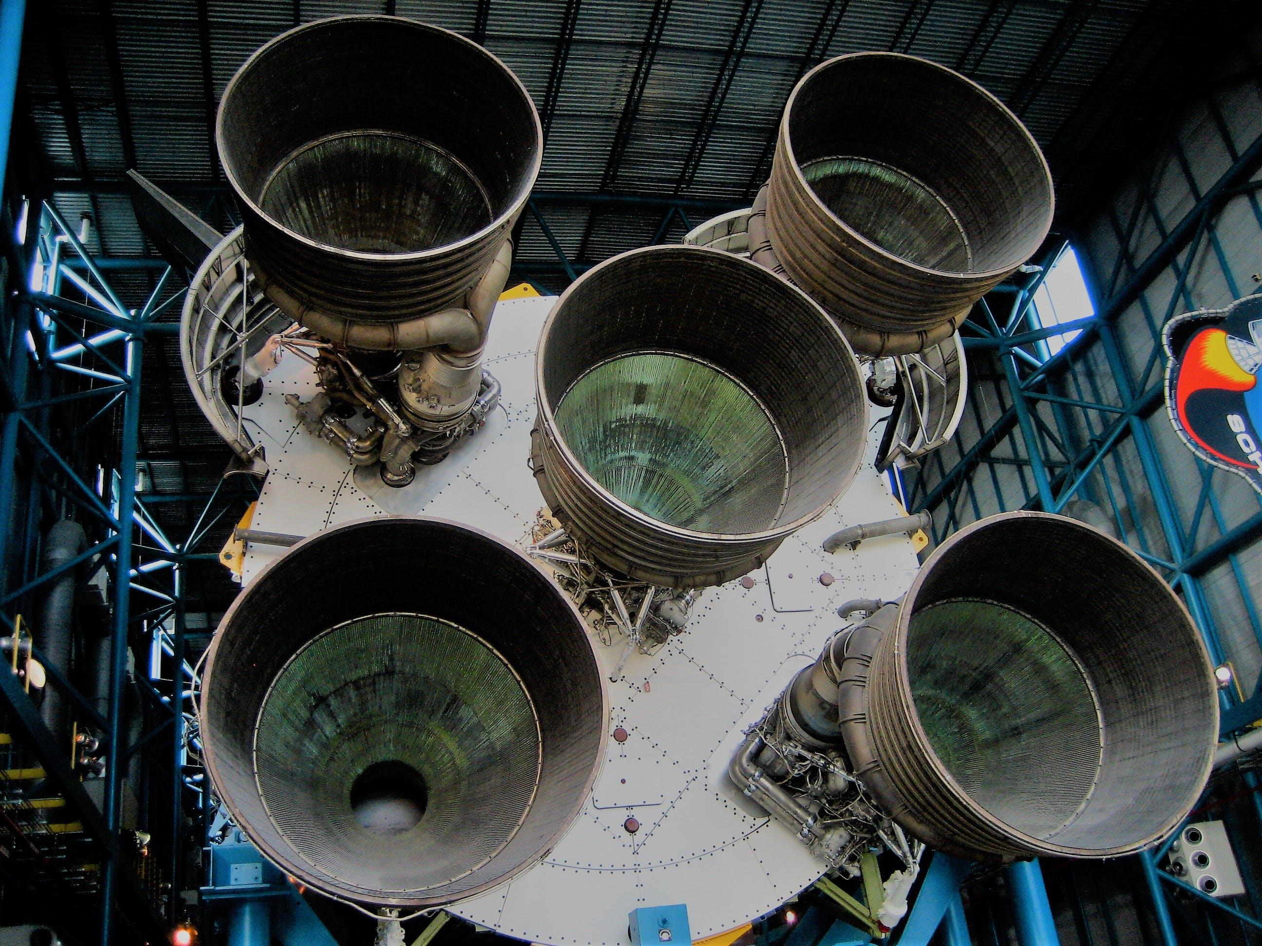 Gratis lagerfoto af bundraket, cape canaveral, raket, rumfærge