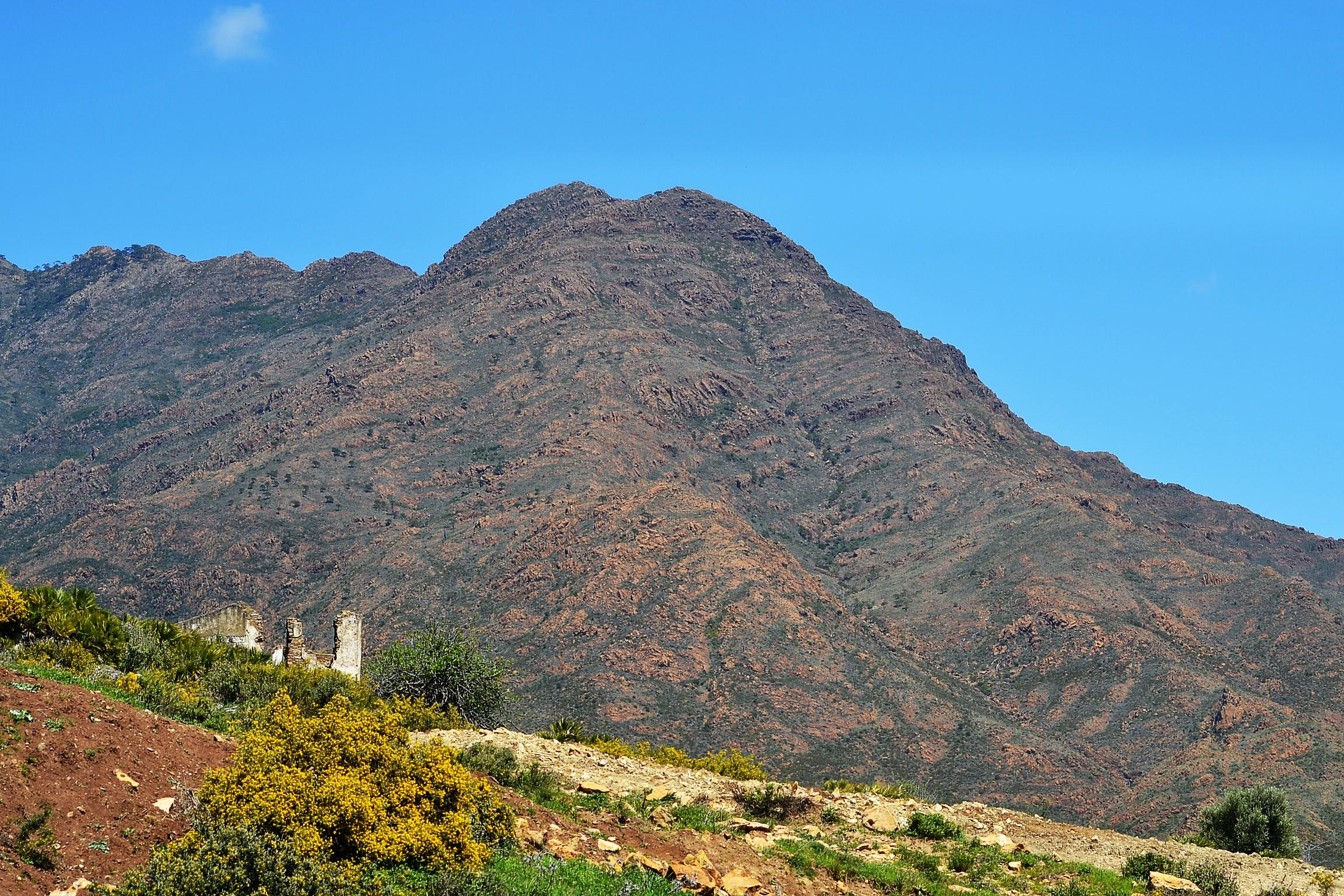 Free stock photo of beautiful view, estepona, mother nature, mountain