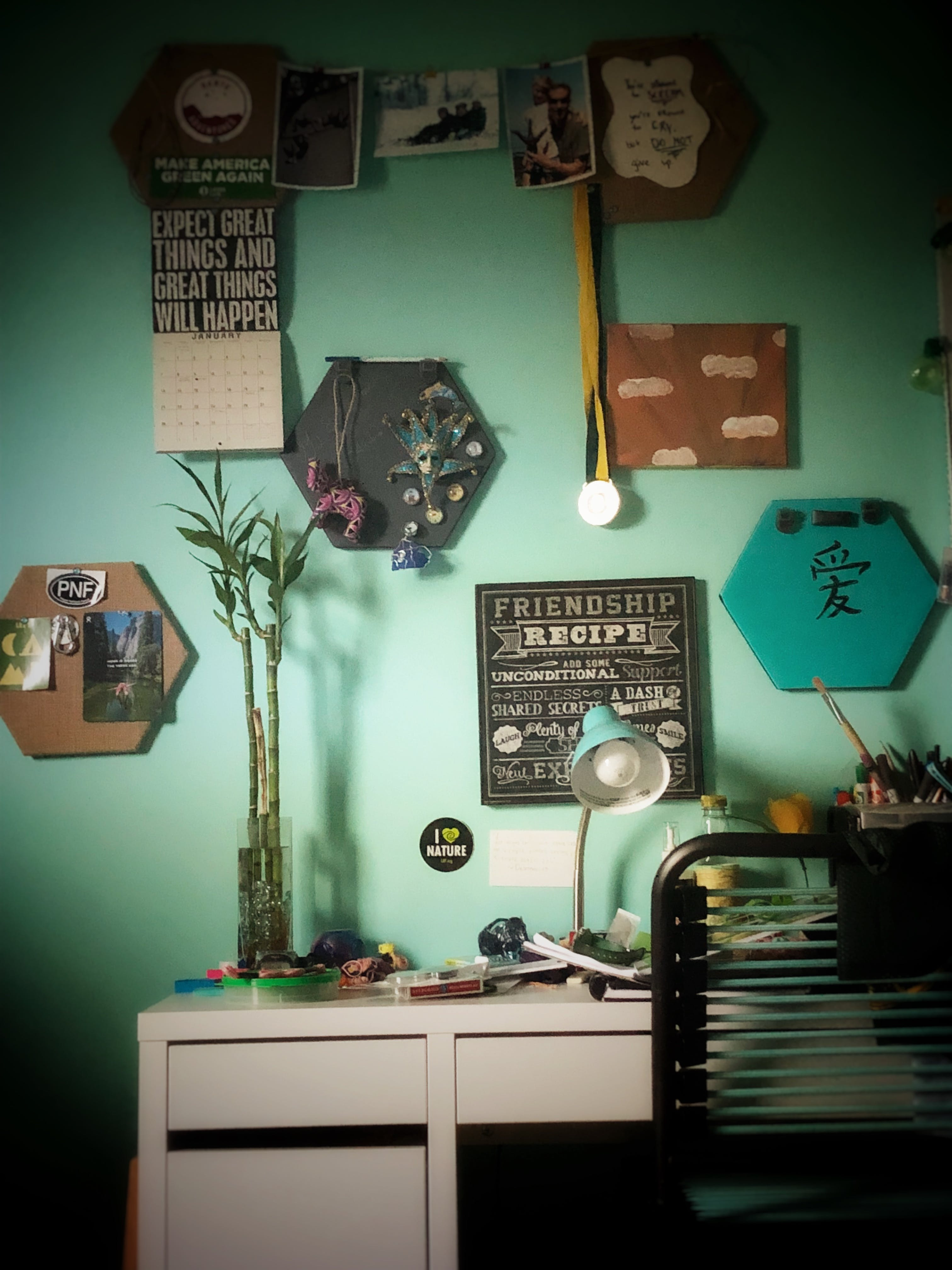 Assorted Wall Decor