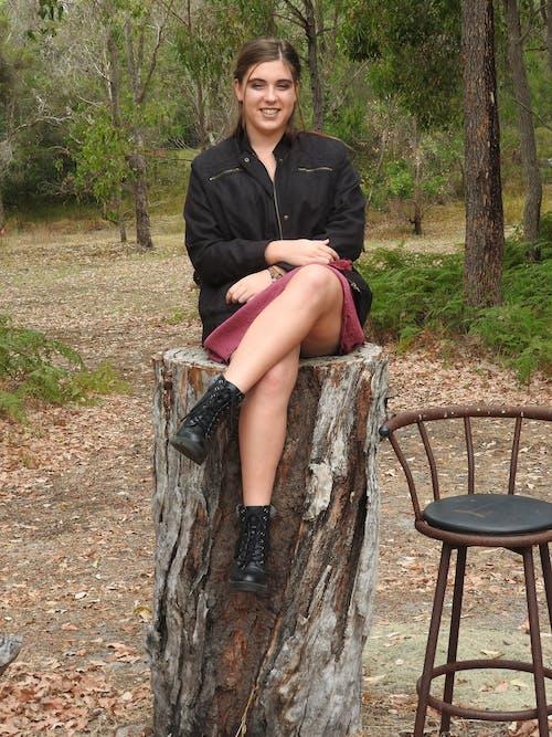 Gratis stockfoto met blijdschap, bomen, boomstronk, daglicht