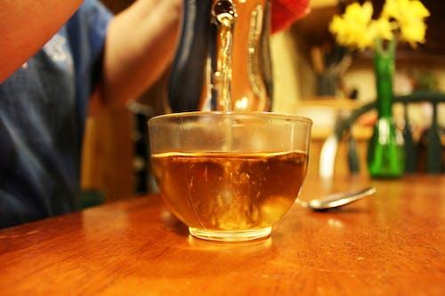Free stock photo of pouring, tea