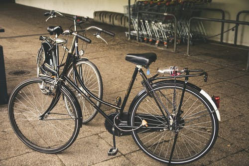Free stock photo of bicycles, bikes, transportation, wheels
