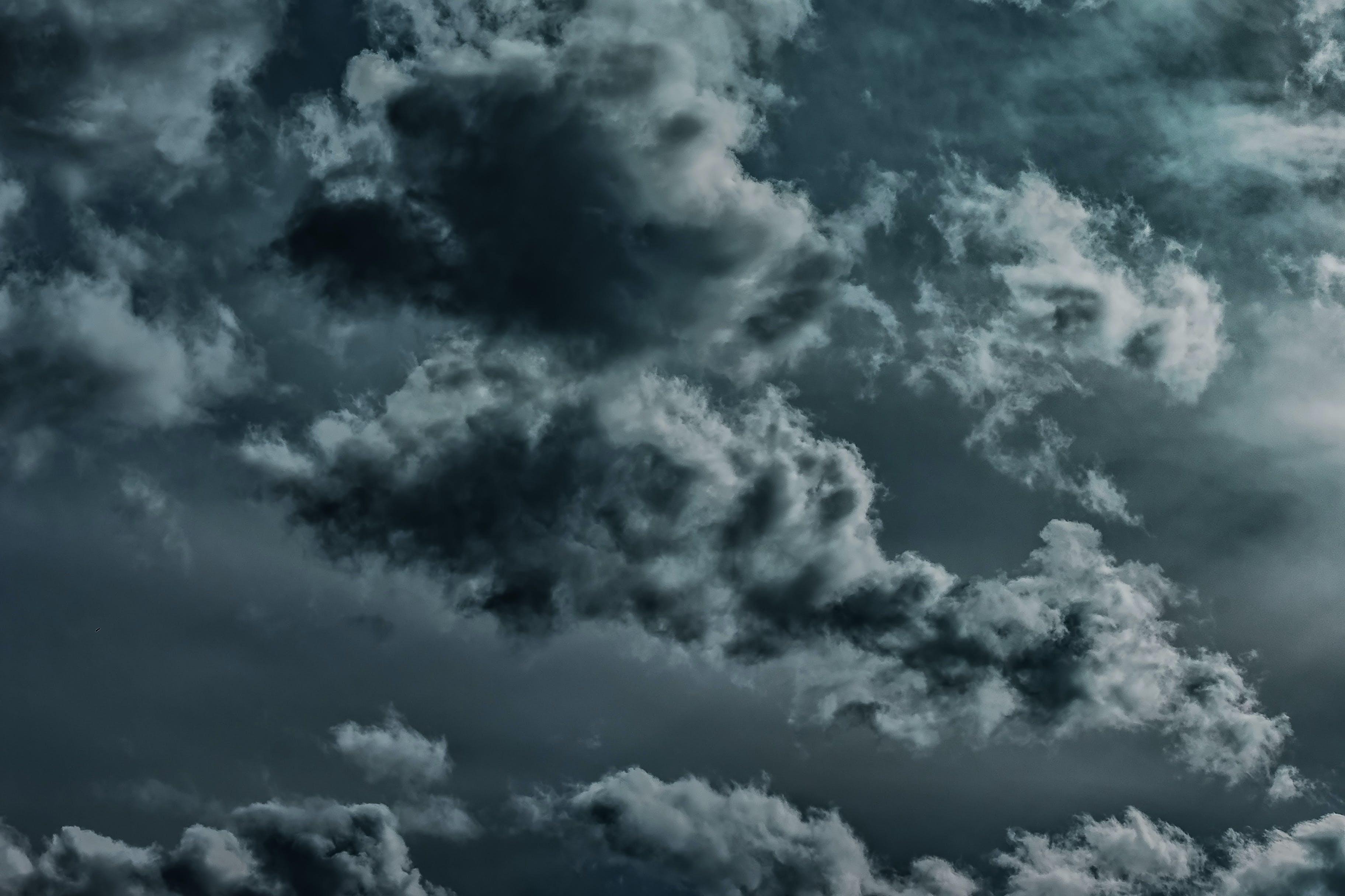 Kostenloses Stock Foto zu bewölkt, dramatisch, dunkel, himmel