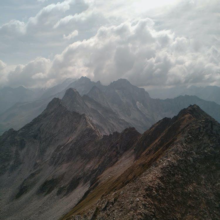 Альпи, вершина, вершина гори