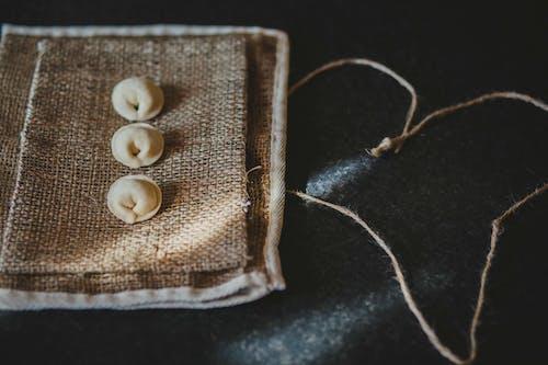 Foto profissional grátis de algodão, alimento, bolso, cor