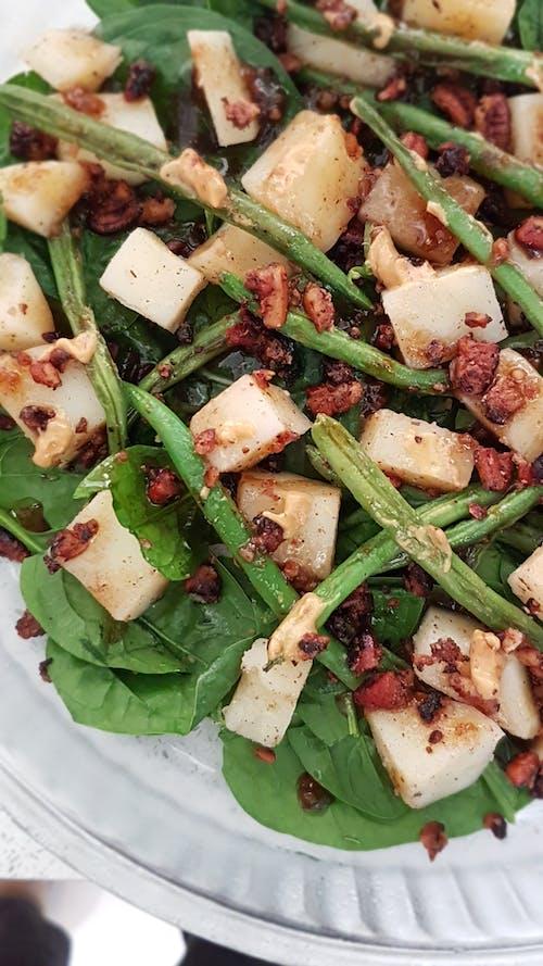 Fotos de stock gratuitas de aderezo para ensaladas, clean eating, comida, comiendo