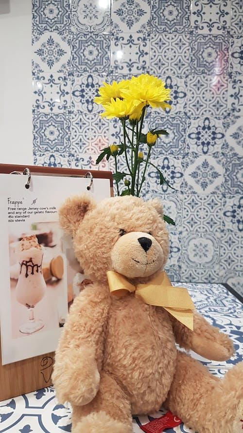 Fotos de stock gratuitas de diente de león, Flores amarillas, gelato, helado