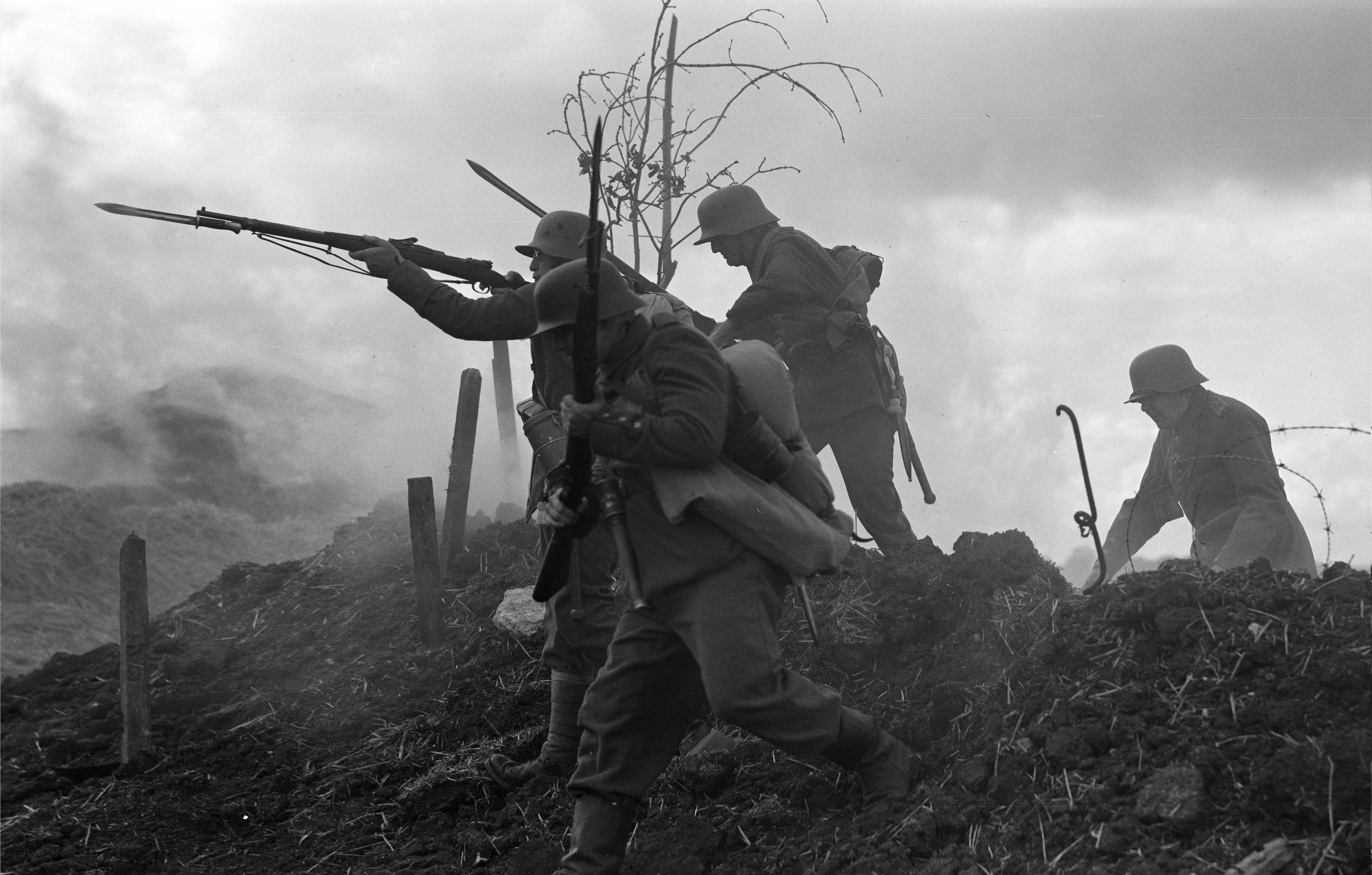 Free Stock Photo Of Somme Trenches Ww1