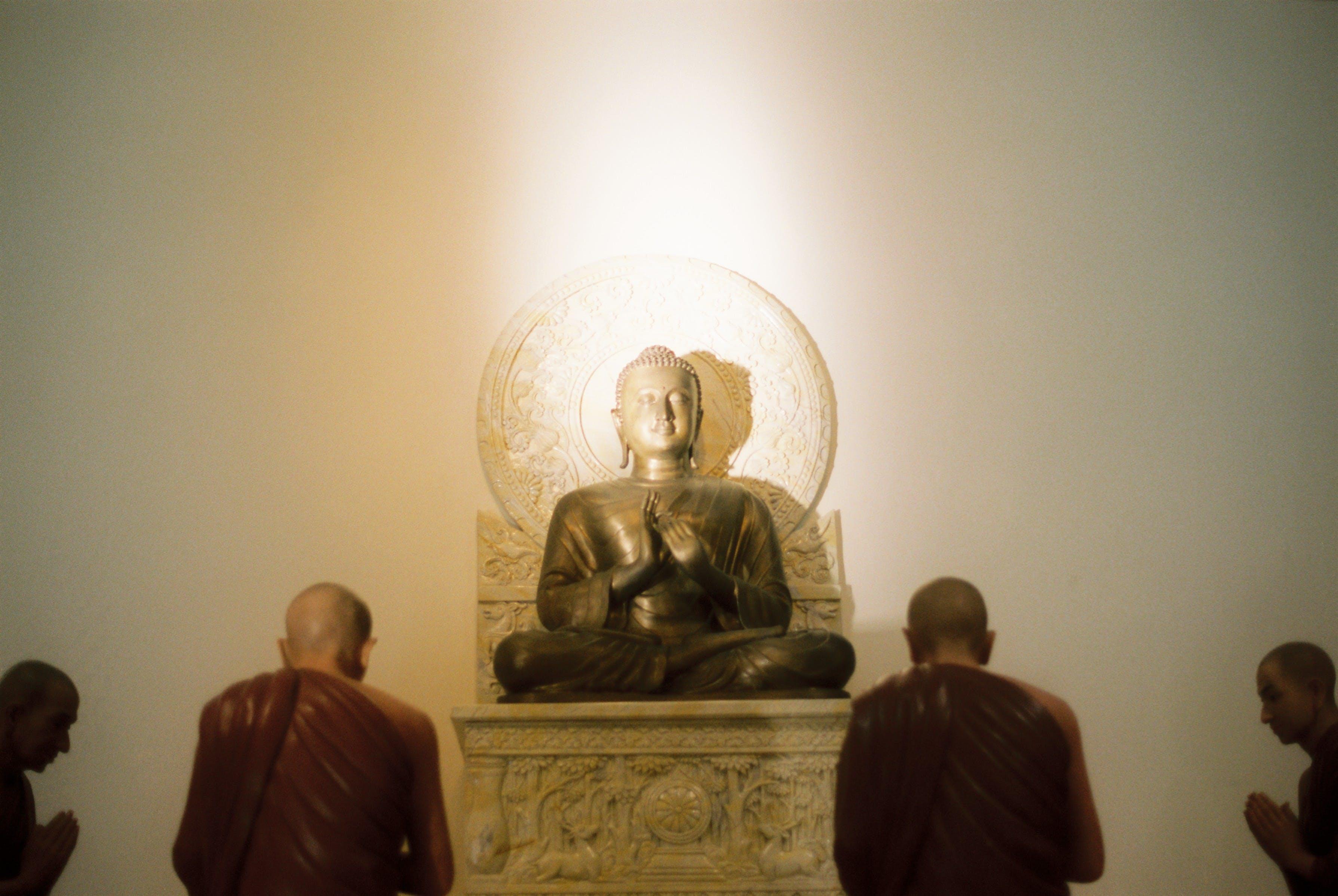 Foto profissional grátis de Arquitetura asiática, Ásia, Buda, budismo