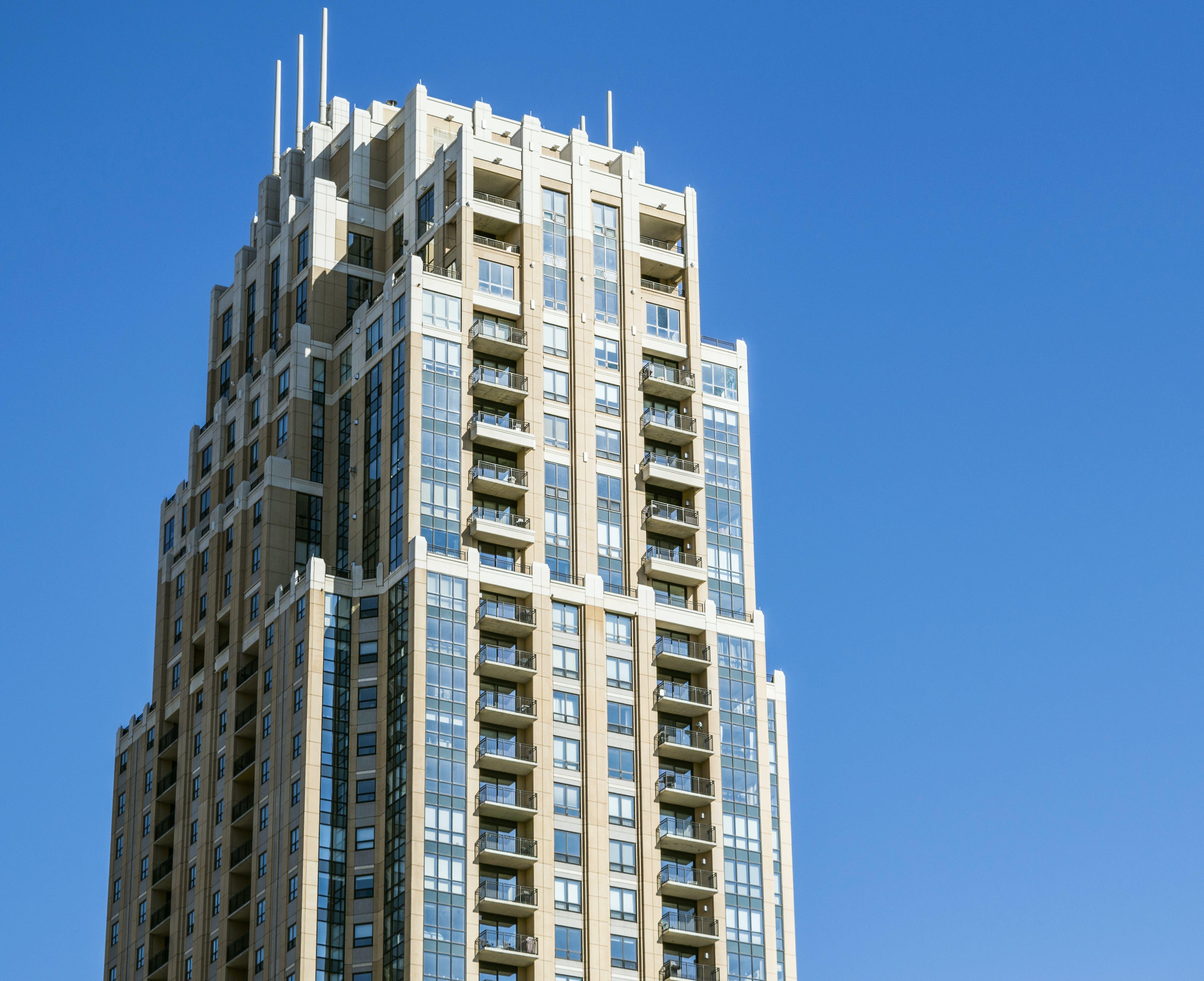 Photo of Concrete Building