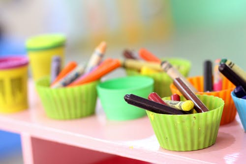 Free stock photo of color, colored crayons, colorful, colour