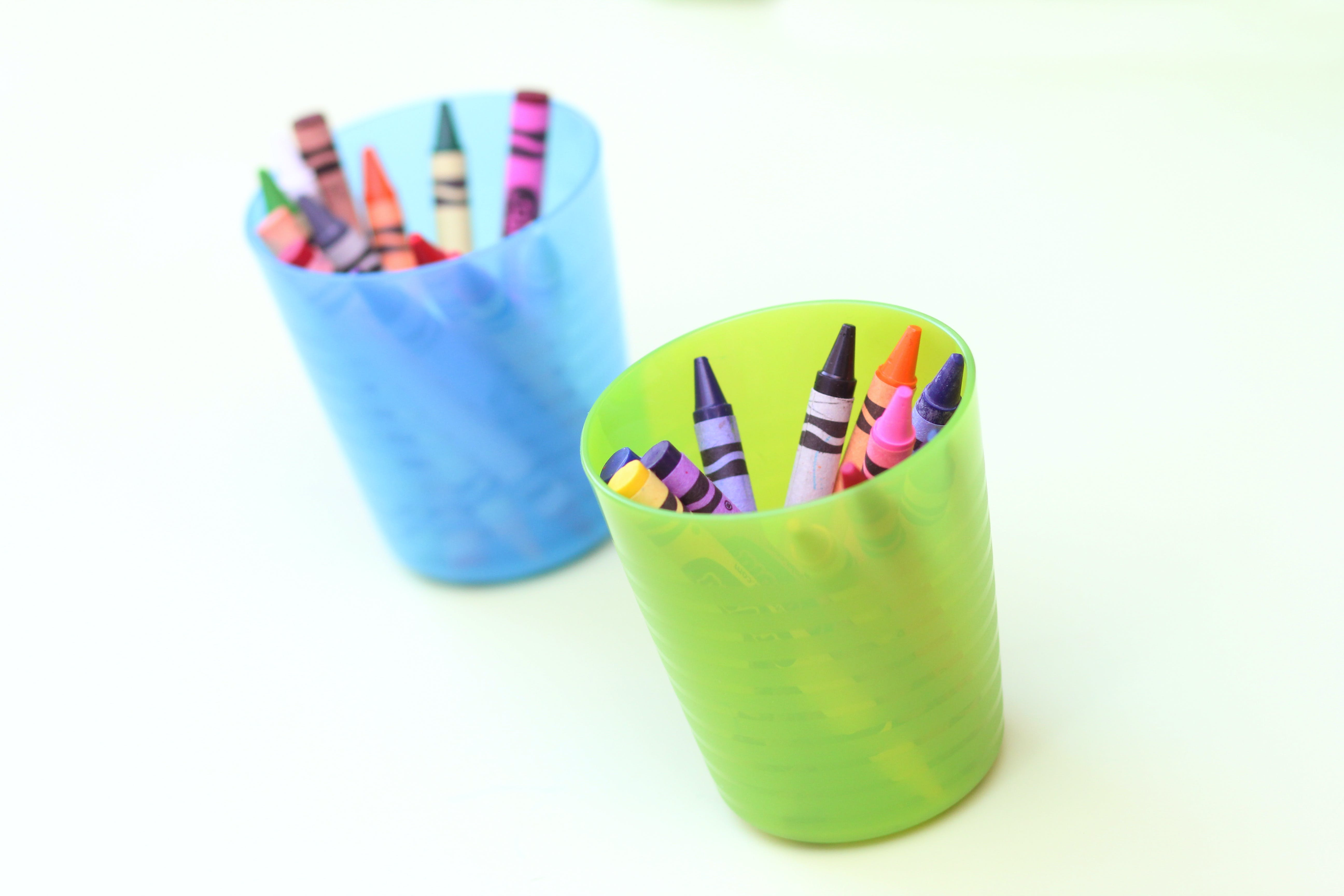 Free stock photo of colored crayons, colorful, crayons, drawing