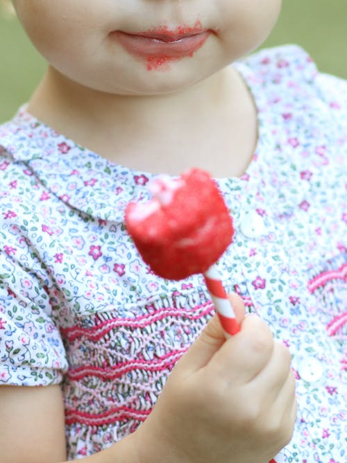 Free stock photo of candy, girl, kid