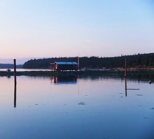 kanadalı gün batımı içeren Ücretsiz stok fotoğraf