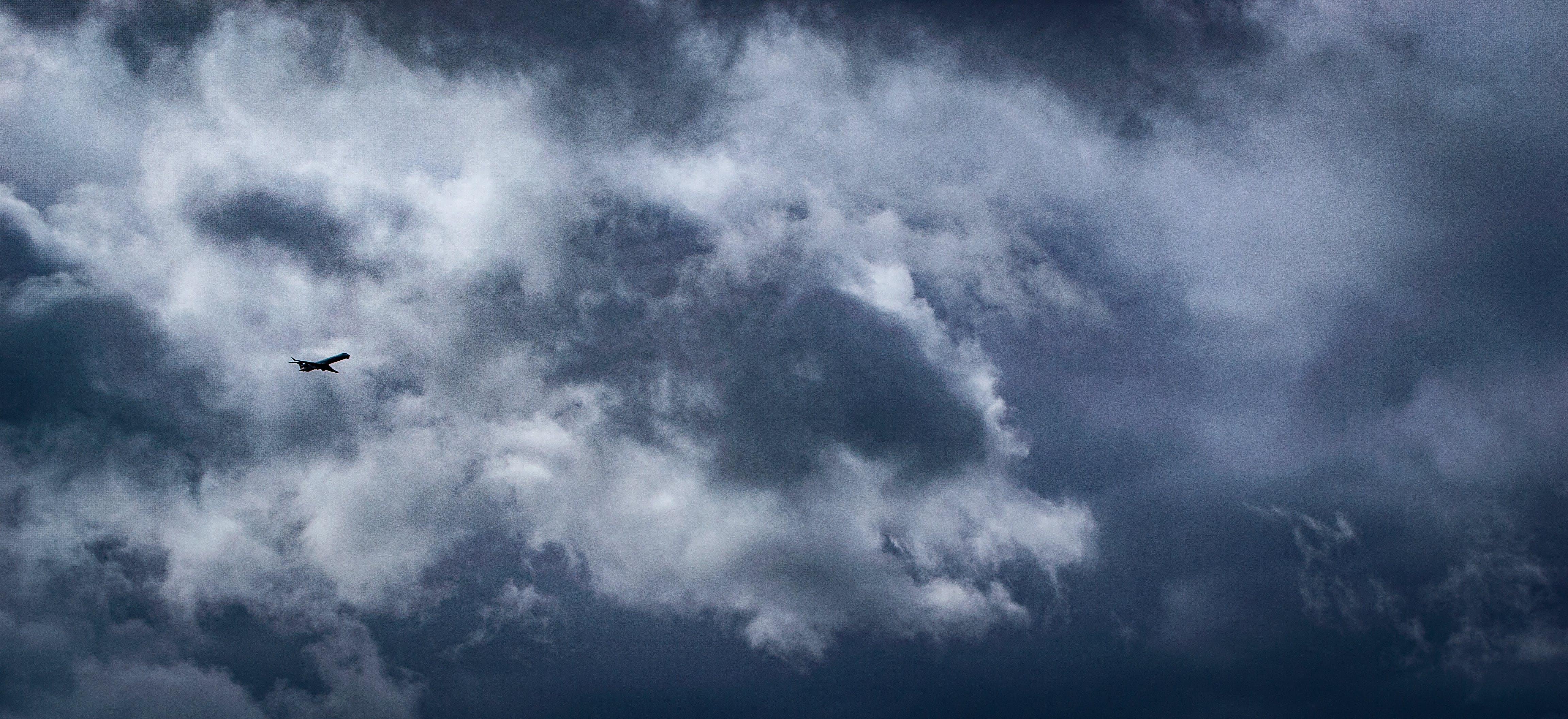Photograph of Cloudy Sky