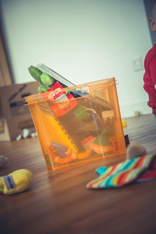 Immagine gratuita di disordine, giocattoli, pasticcio