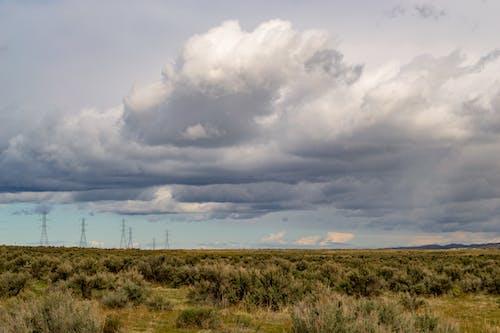 Ingyenes stockfotó ég, farm, felhők, festői témában
