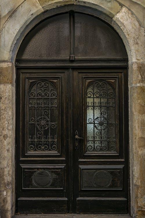 Základová fotografie zdarma na téma architektura, archivování, brána, budova