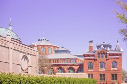 Kostnadsfri bild av amerika, arkitektur, byggnad, byggnader
