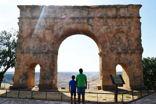 Free stock photo of 1st century, arc, architecture
