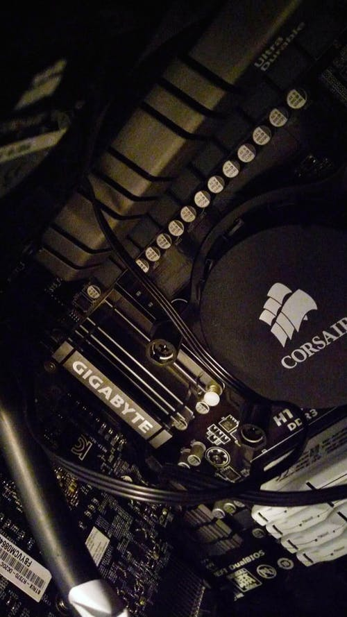 CPU, ギガバイト, 海賊の無料の写真素材