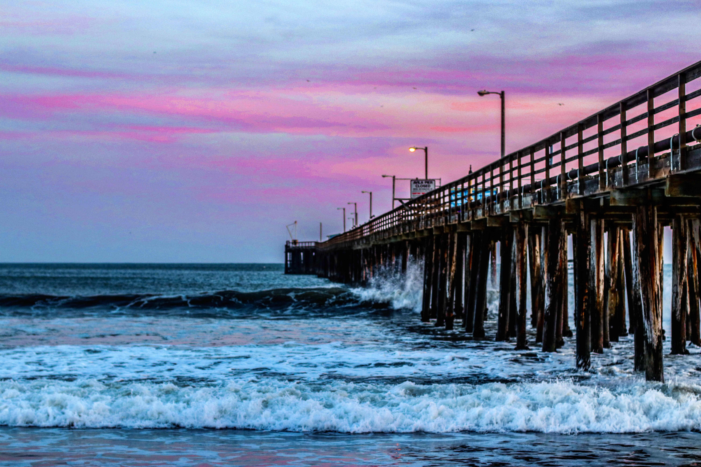Free Stock Photo Of Artsy Beach Blue