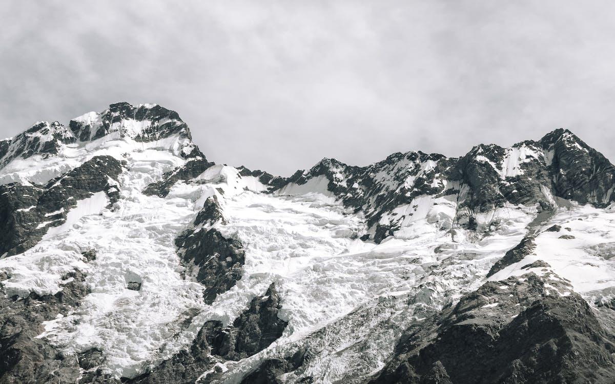 hora, kameny, krajina