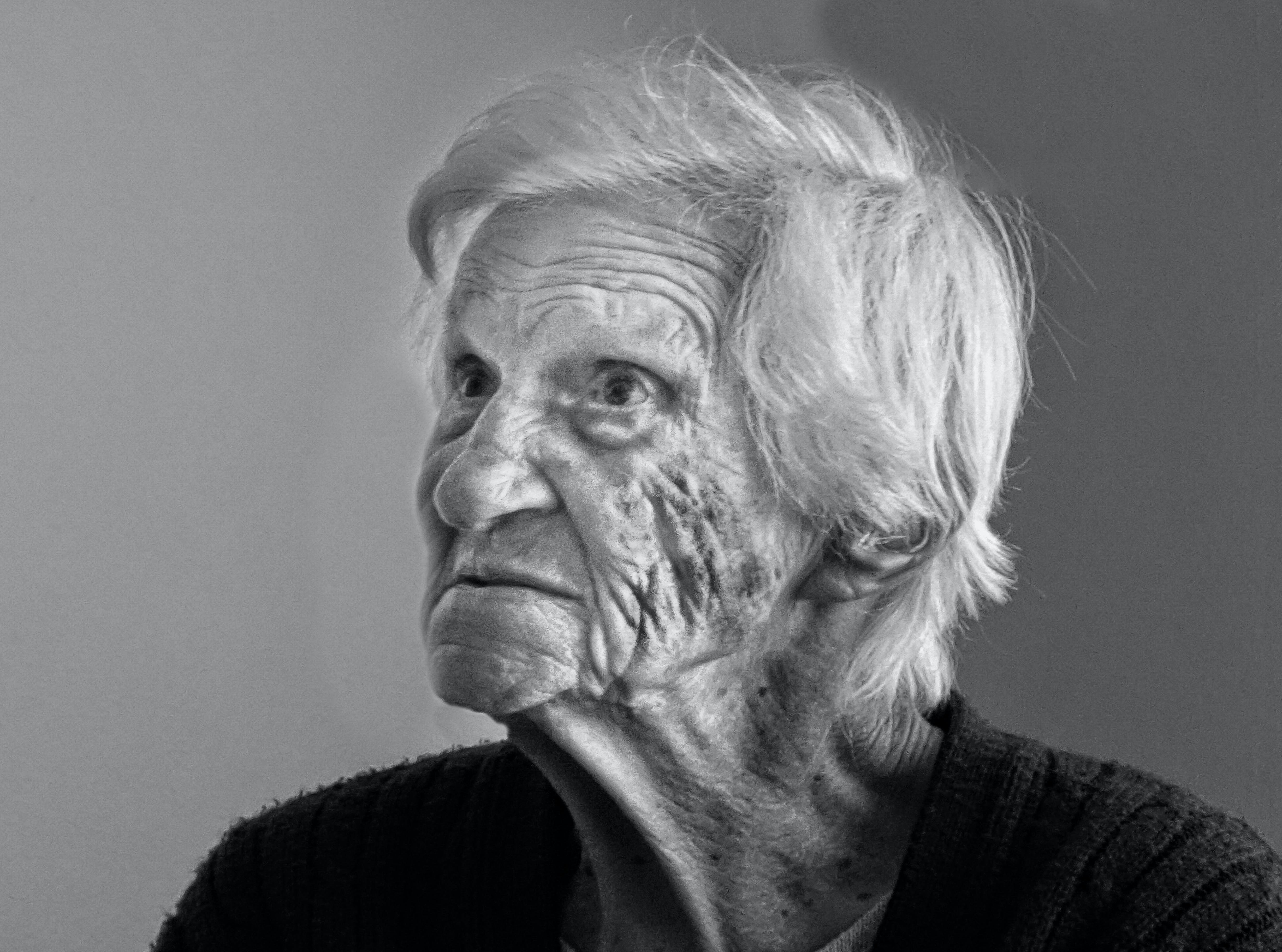 Free stock photo of old age