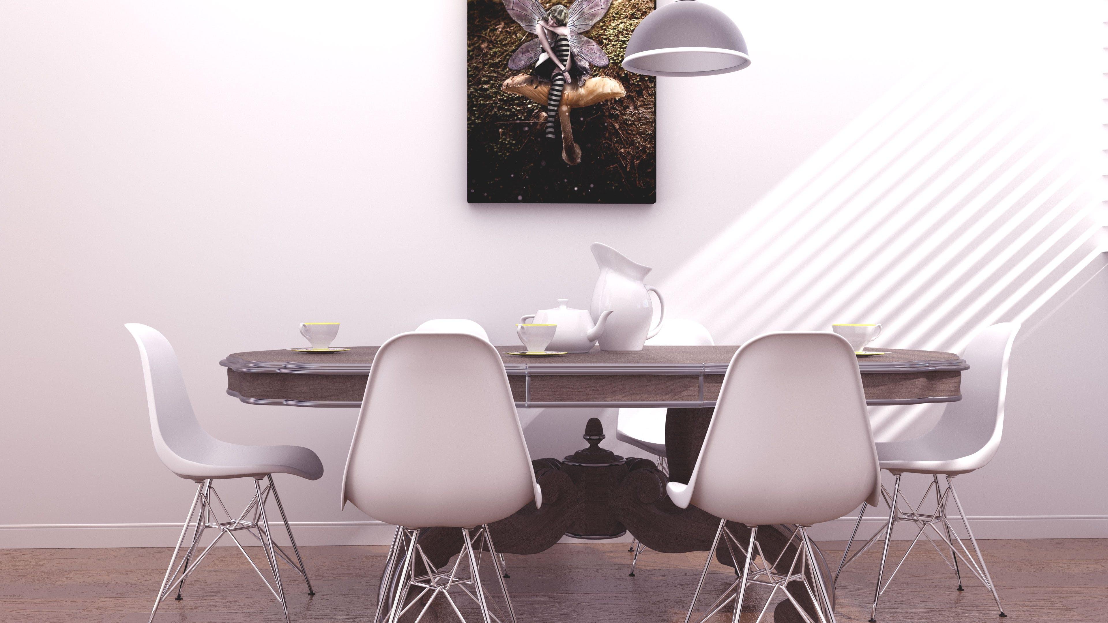 Kostenloses Stock Foto zu esstisch, frühstück, tisch
