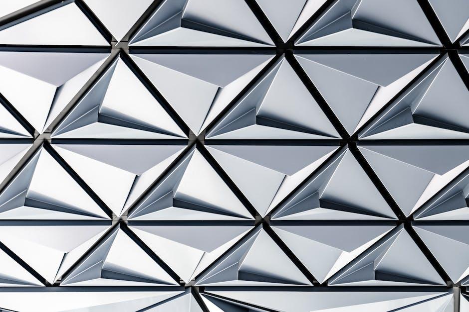 White architectural structure