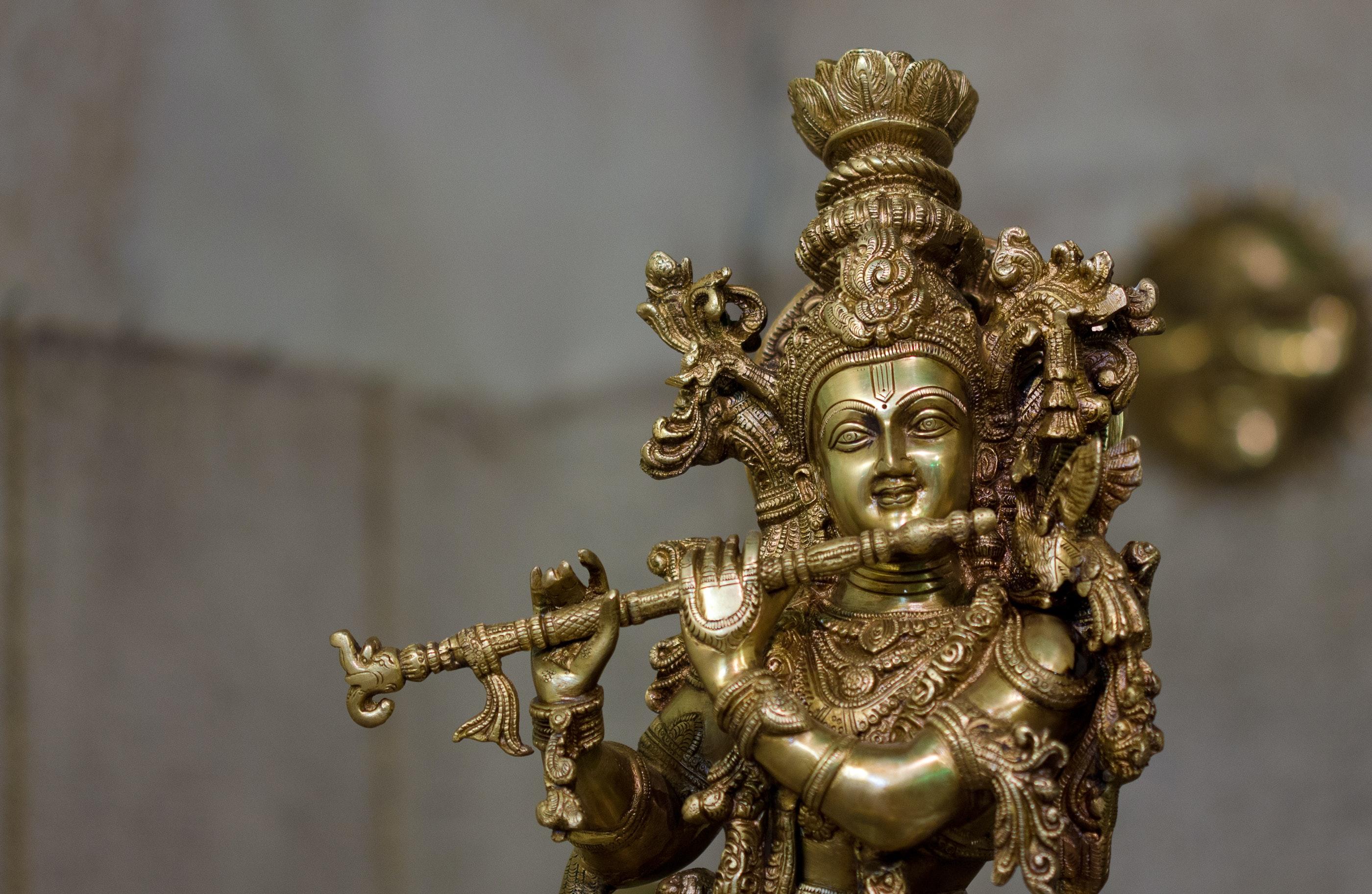 Free Stock Photo Of Idol India Lord Krishna