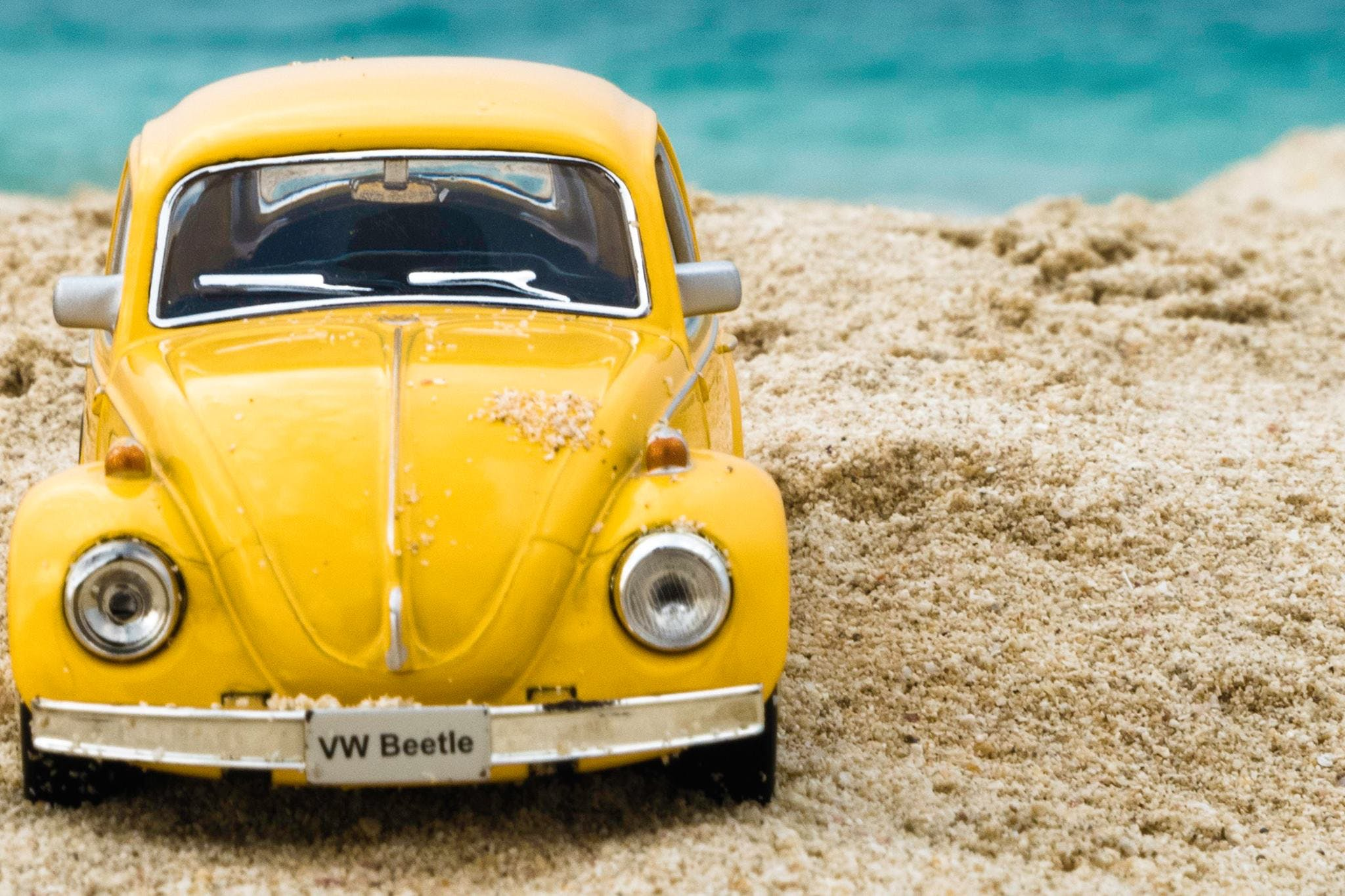 Free stock photo of toy, beetle, miniature, baby toy