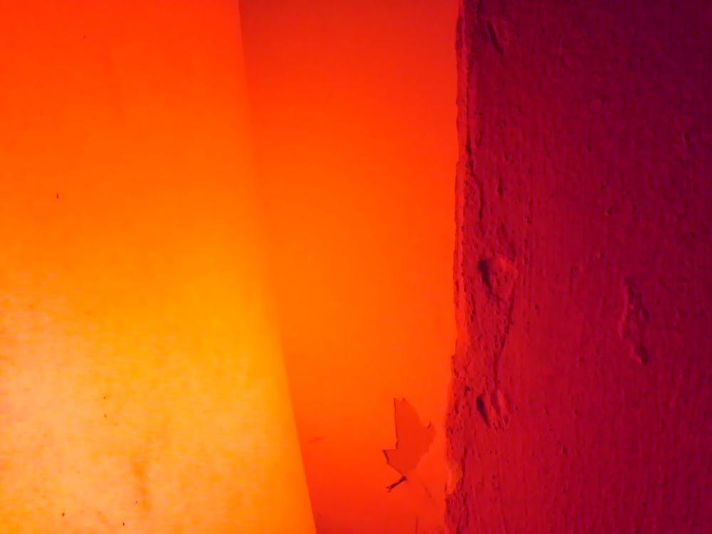 горячий, концептуальный, красный