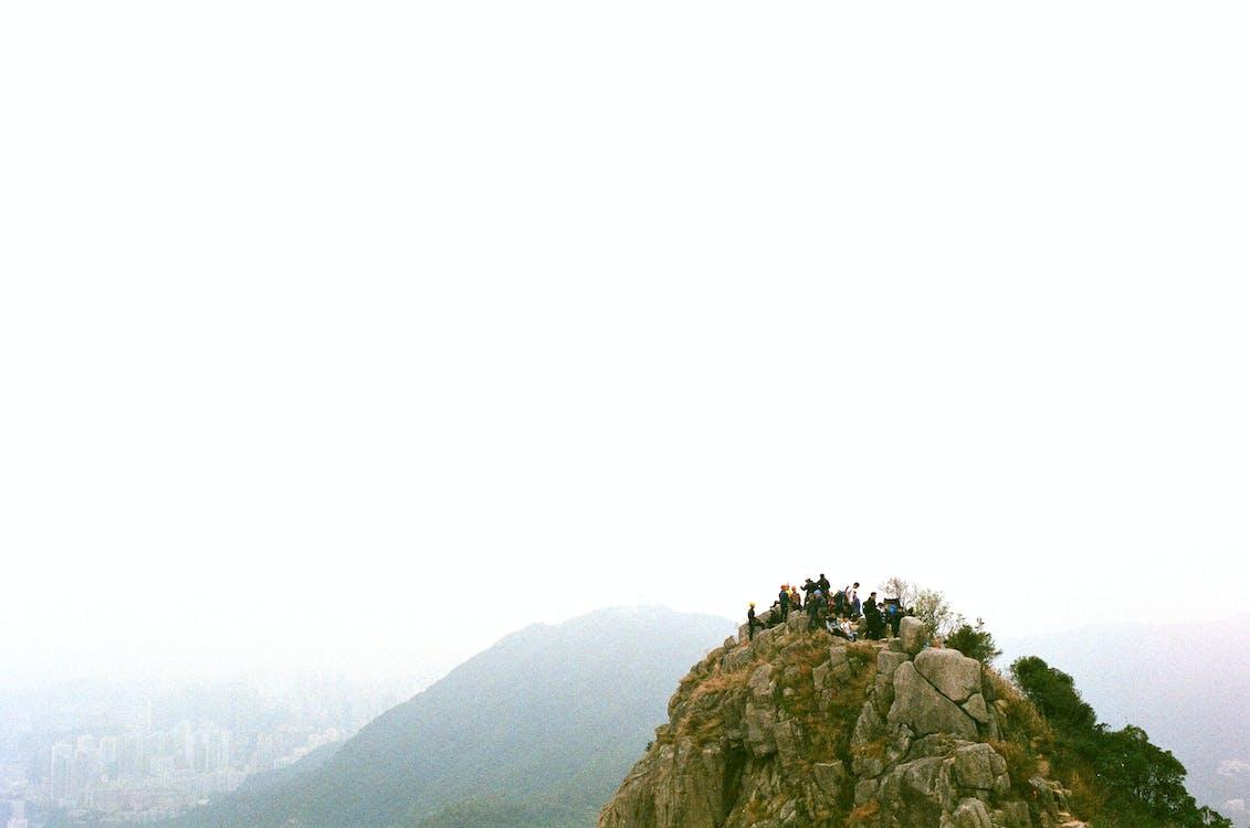fjelltopp, hong kong, idrett