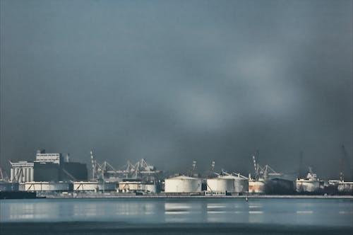 Безкоштовне стокове фото на тему «важка промисловість, промисловість, силосна башта»
