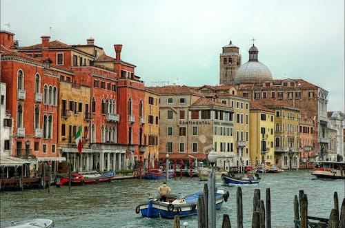 Безкоштовне стокове фото на тему «Італія, Великий канал, Венеція, вода»