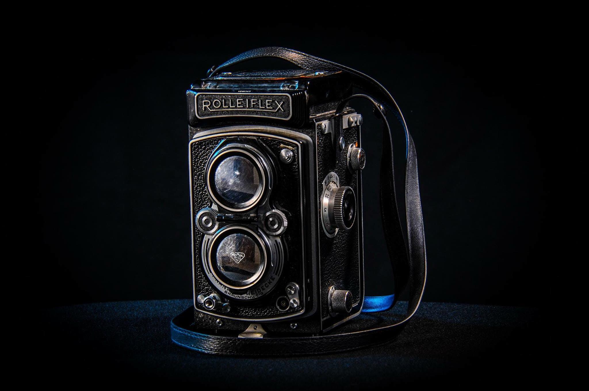 기술, 레트로, 롤라이플렉스, 빈티지 카메라의 무료 스톡 사진