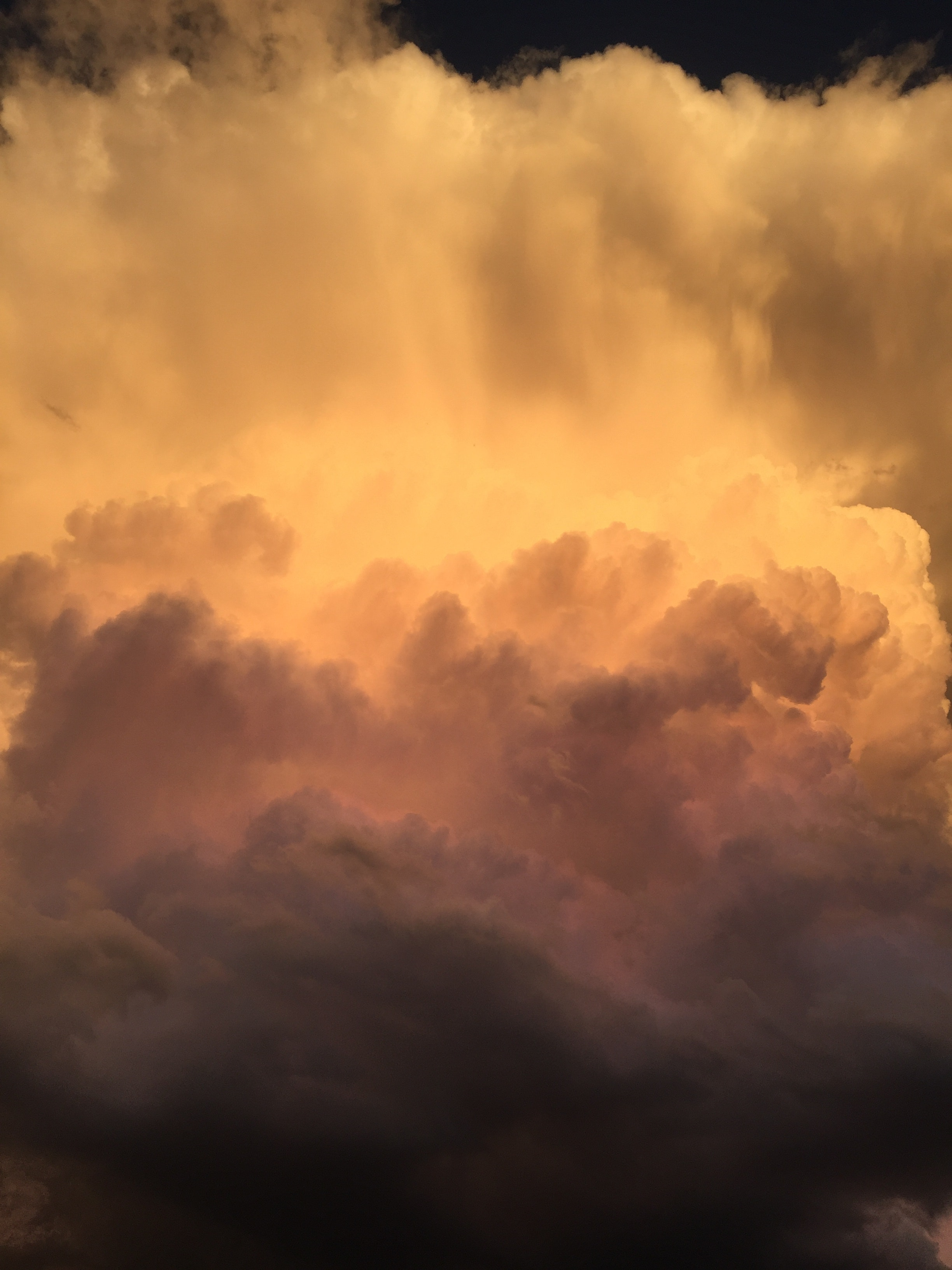 Free stock photo of clouds, Storm Clouds