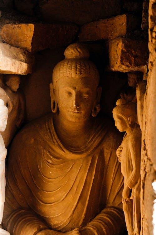 Gratis arkivbilde med buddha, Buddhisme, historie, statue