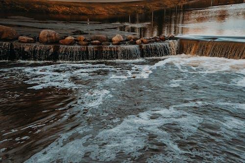 Imagine de stoc gratuită din apă, cascadă, curent, flux