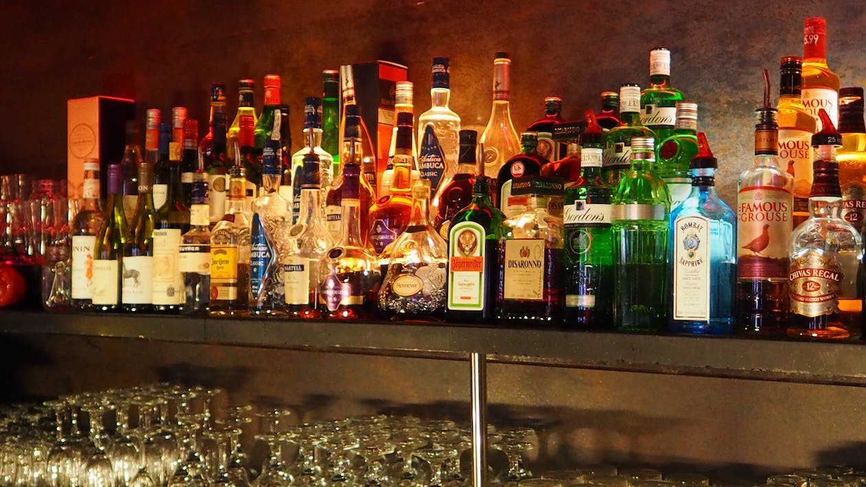Free stock photo of alcohol, bar, bar alcohol