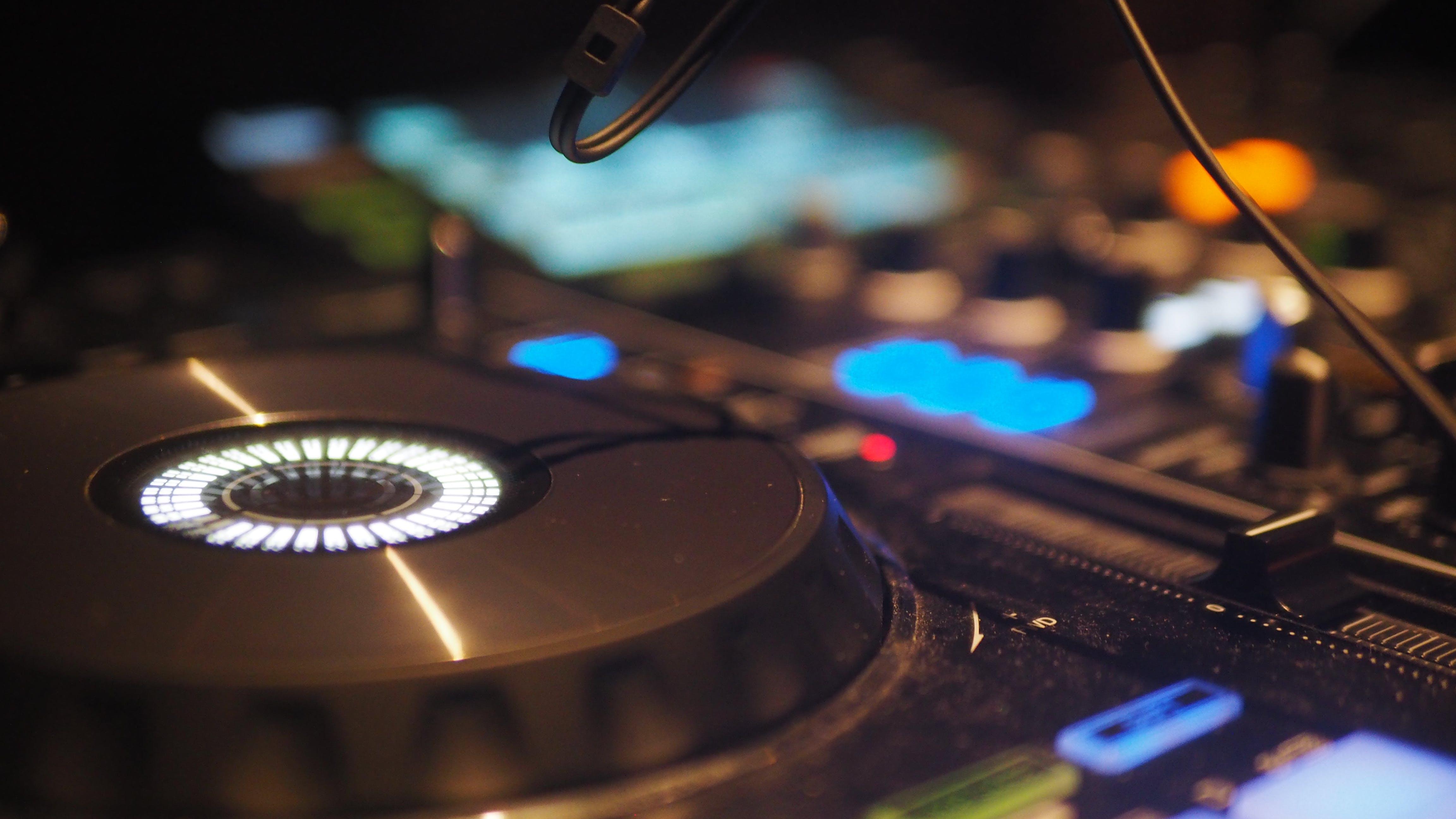 Free stock photo of decks, dj, dj decks, DJ Mixer