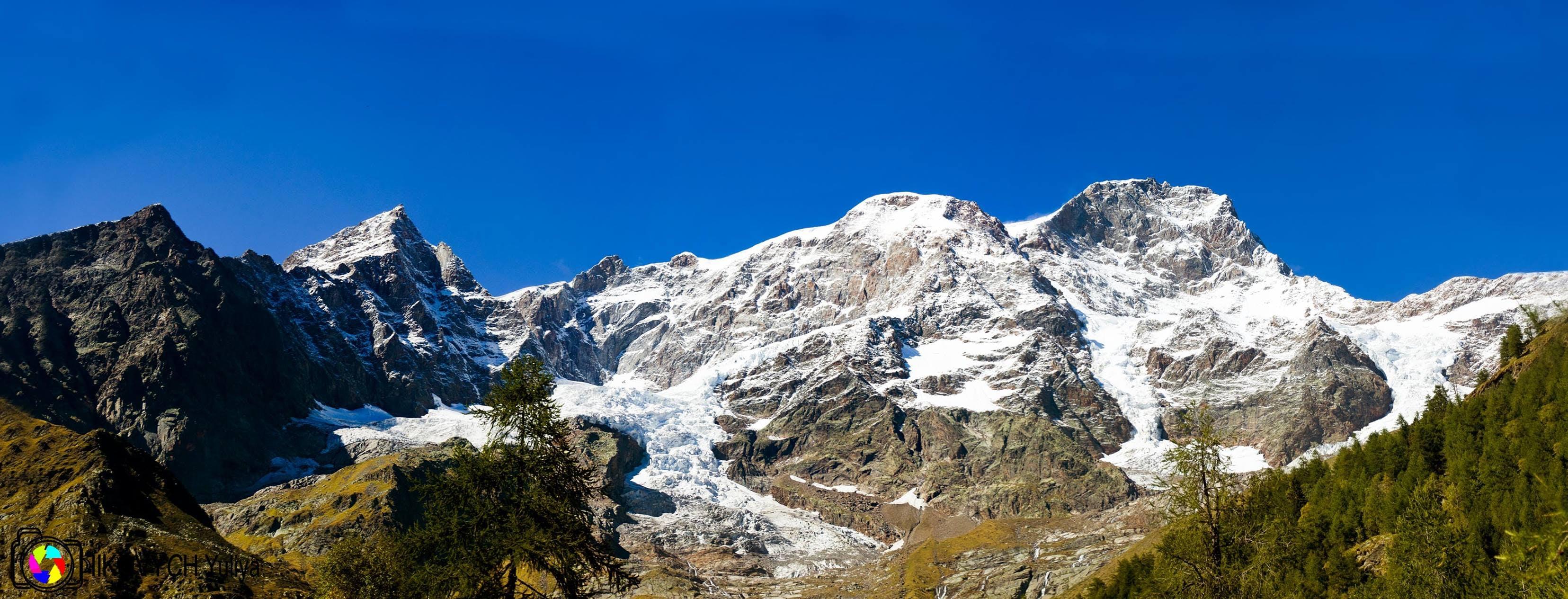 Kostenloses Stock Foto zu berg, eis, fels, gletscher