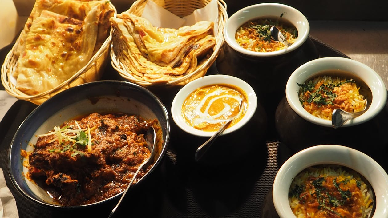 curry, delicious food, delicious indian food