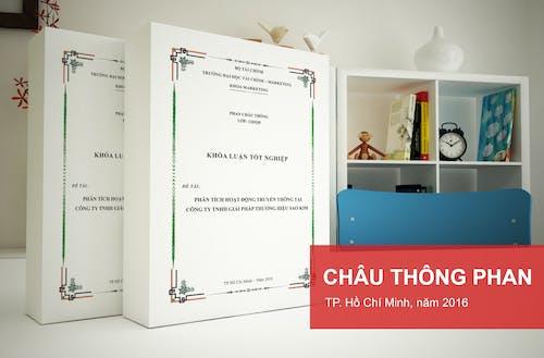 Free stock photo of KHÓA LUẬN TỐT NGHIỆP - CHÂU THÔNG PHAN