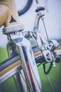 vintage, chrome, bike
