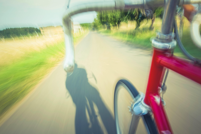 Free stock photo of vintage, time-exposure, bike, bicycle