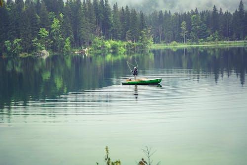 Ilmainen kuvapankkikuva tunnisteilla heijastus, henkilö, ihminen, joki