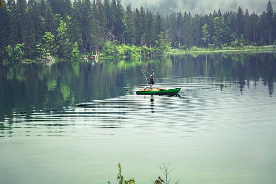 Fishing in US