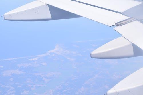 Kostnadsfri bild av flygande, flygplan, himmel